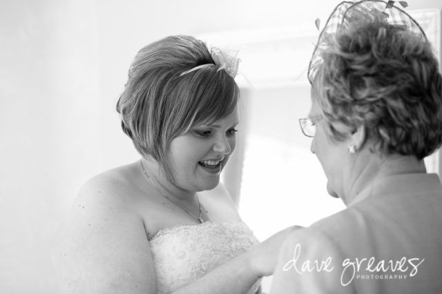 Langdale Spa  wedding