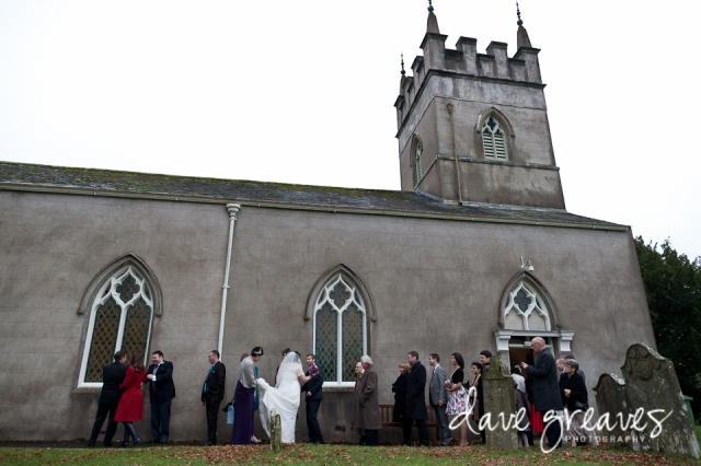 Lorton Church Wedding