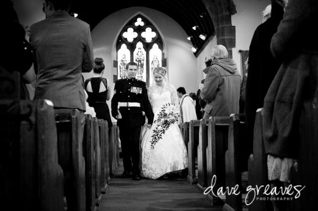 St Peter's Church, Ireleth Wedding