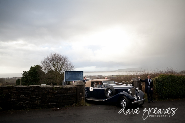 St Peter's Church, Ireleth l Wedding