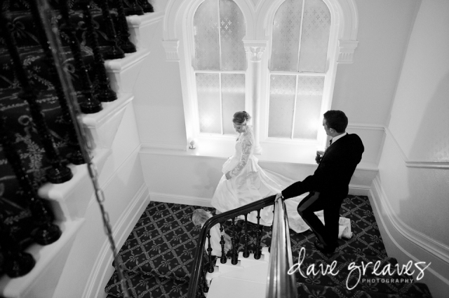 The Grange Hotel Wedding