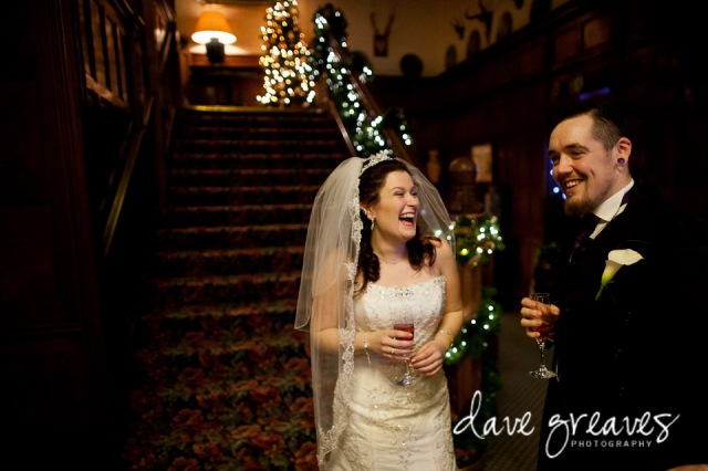 Christmas Wedding at Armathwaite Hall