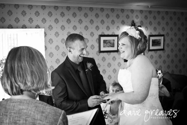 Wedding Ceremony at Langdale Spa Hotel