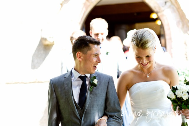 Aldingham Church Wedding