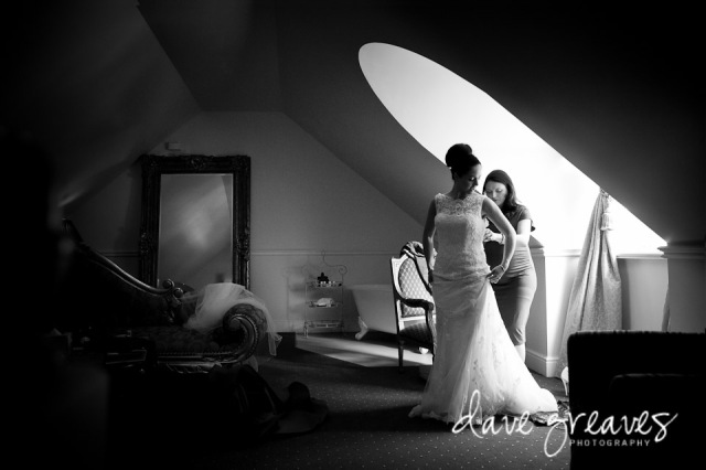 The Grange Hotel Wedding Suite